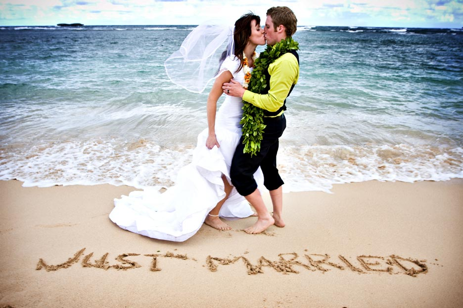 Hawaii weddings and hawaii honeymoon packages resource hawaii wedding junglespirit Choice Image
