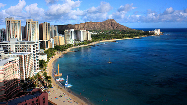 Bed And Breakfast Waikiki Hi